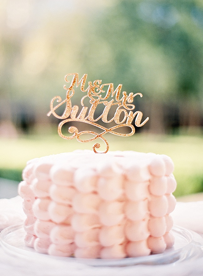 Dallas Garden Wedding - Lindsey Brunk