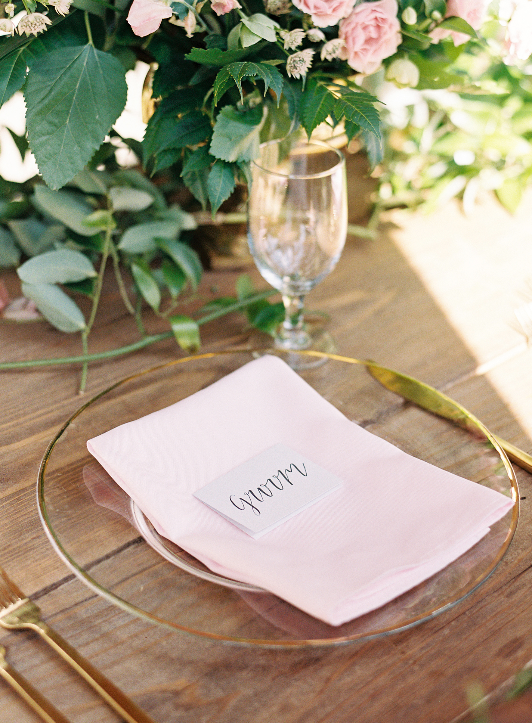 Vibrant Summer Wedding - Lindsey Brunk