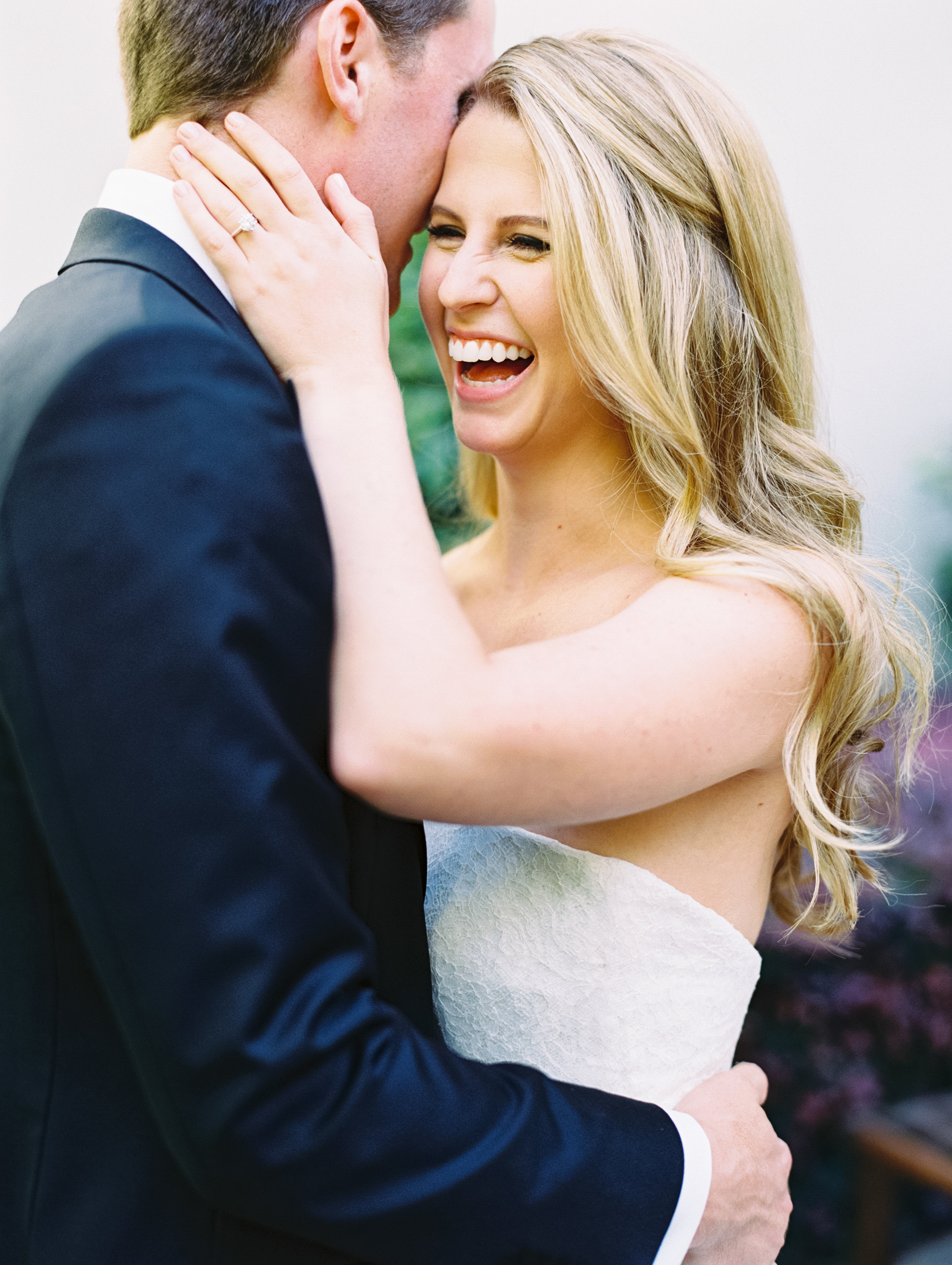 Elegant Black Tie Wedding - Lindsey Brunk