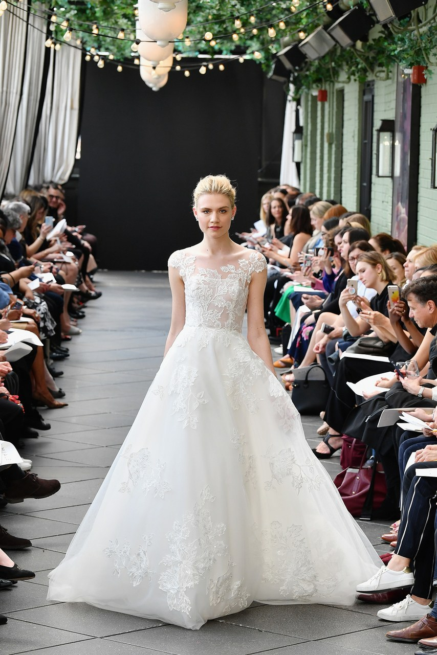 New York Bridal Fashion Week - Nouvelle by Amsale