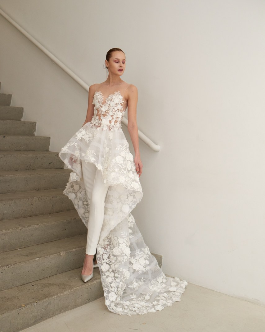 New York Bridal Fashion Week - Francesca Miranda