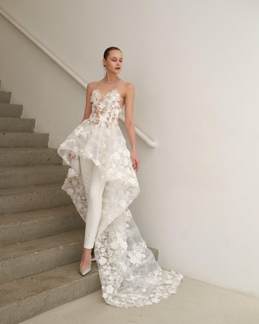 New York Bridal Fashion Week - Francesca Miranda