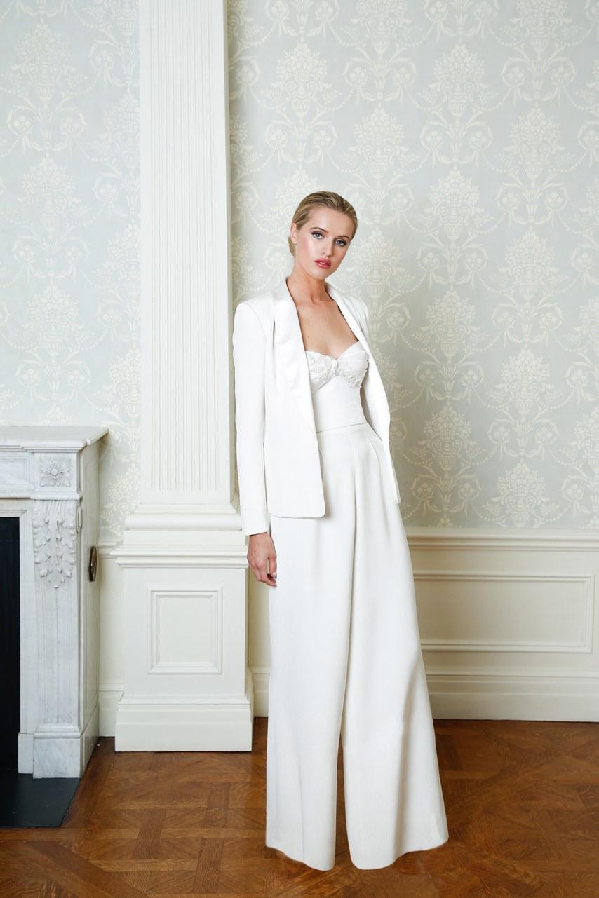 New York Bridal Fashion Week - Cristina Ottaviano