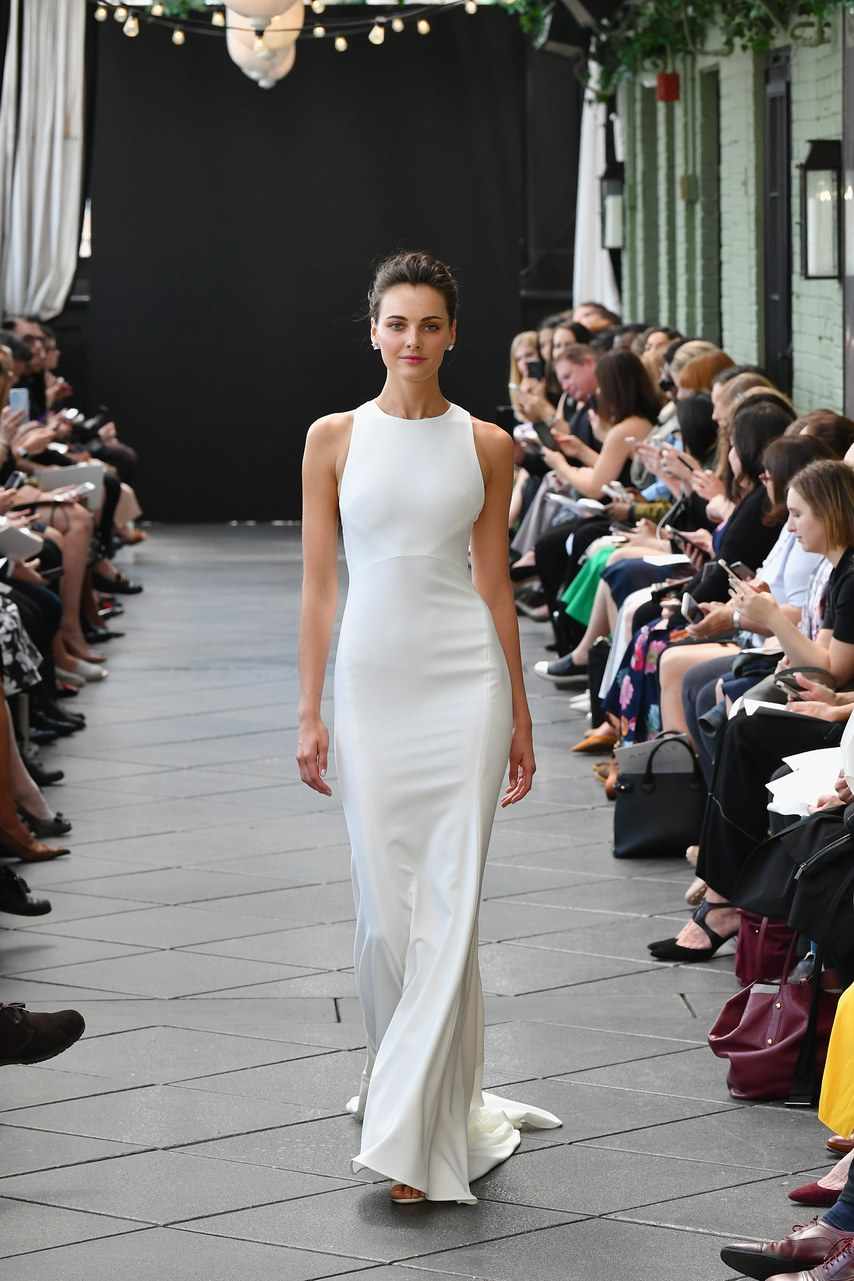 New York Bridal Fashion Week - Amsale
