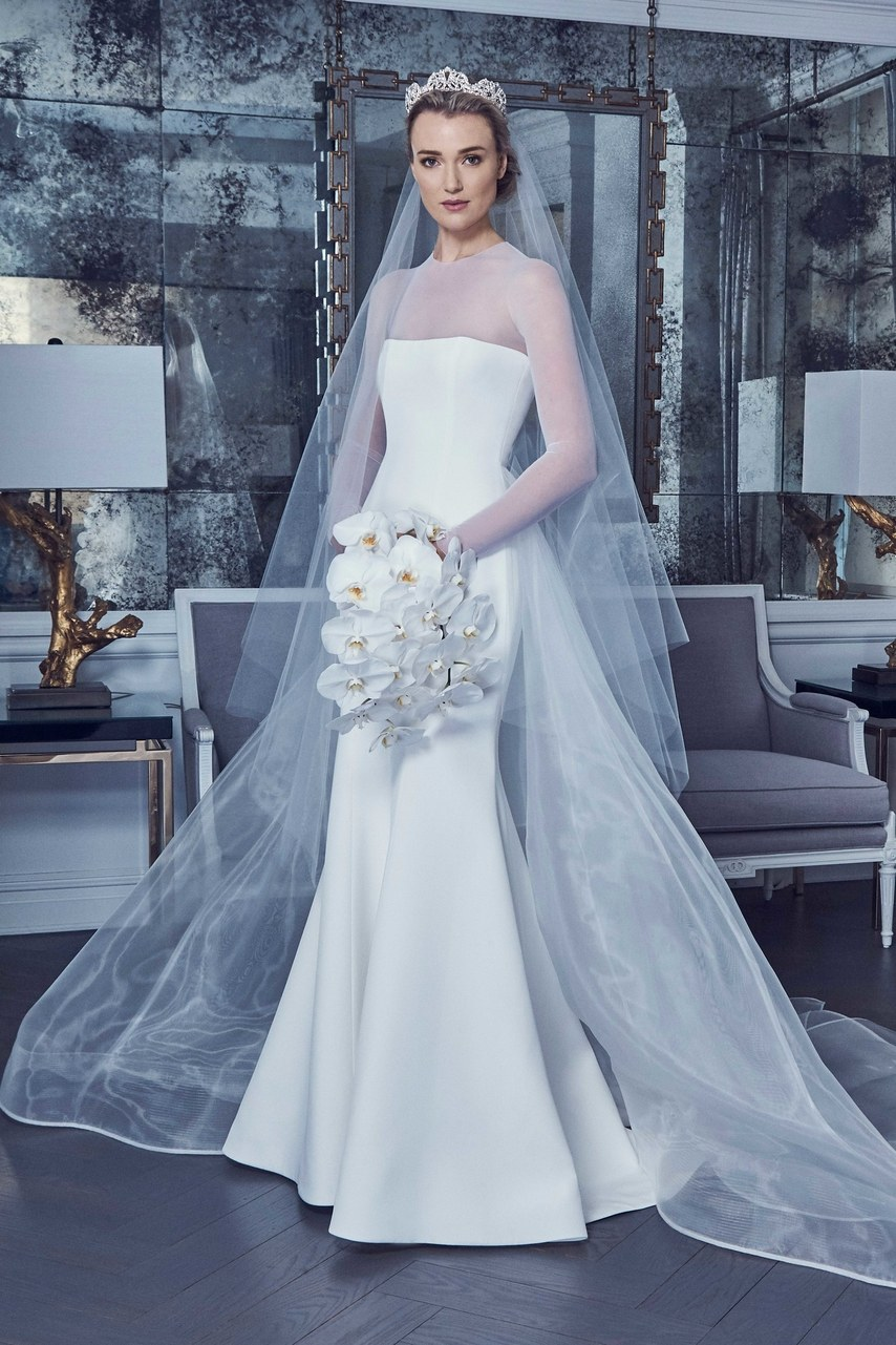 New York Bridal Fashion Week - Romona Keveza