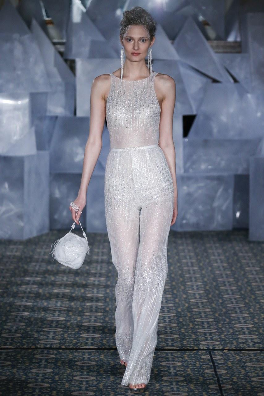 New York Bridal Fashion Week - Mira Zwillinger