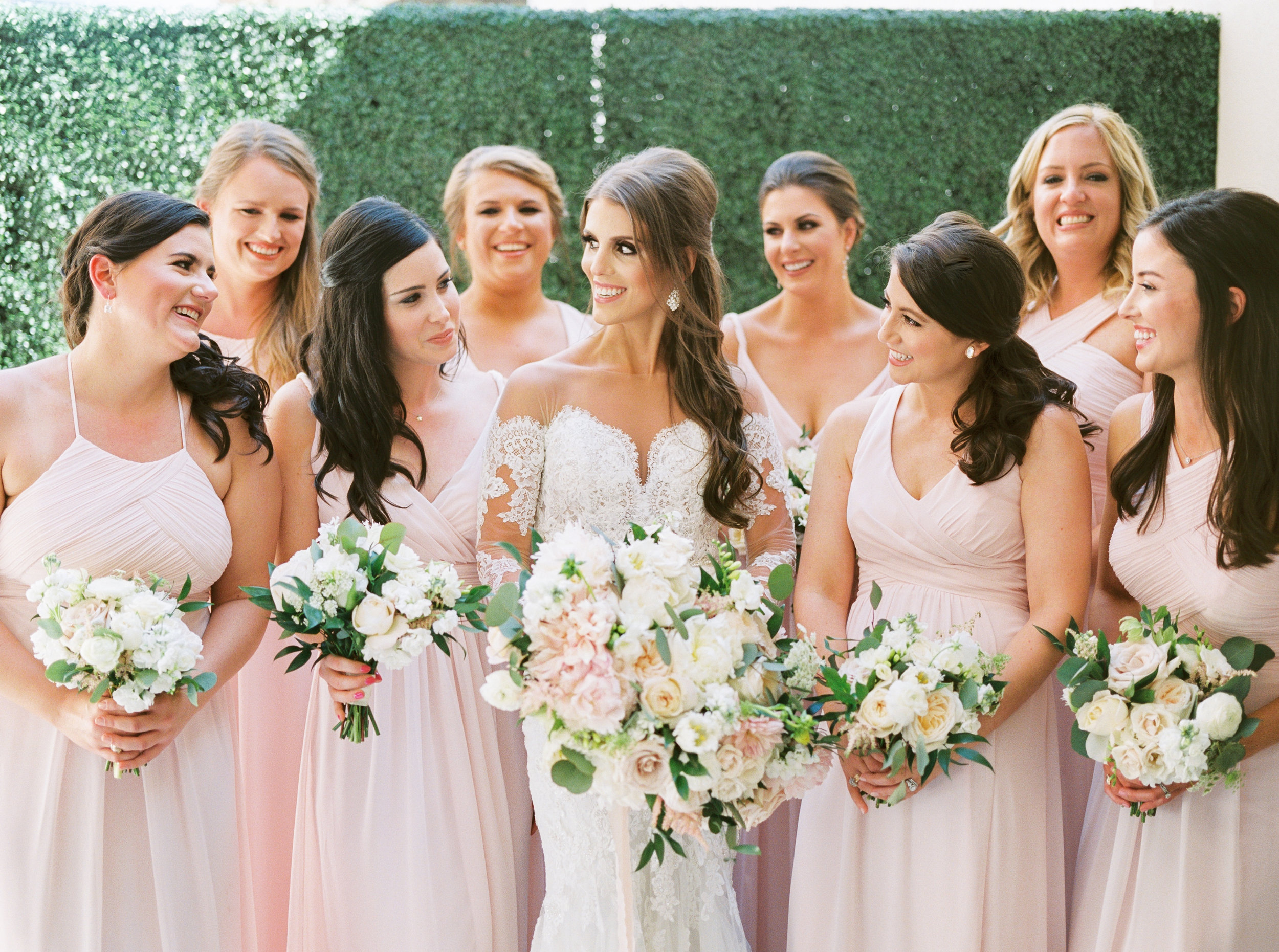 Elegant Dallas Wedding at the Adolphus Hotel - Lindsey Brunk
