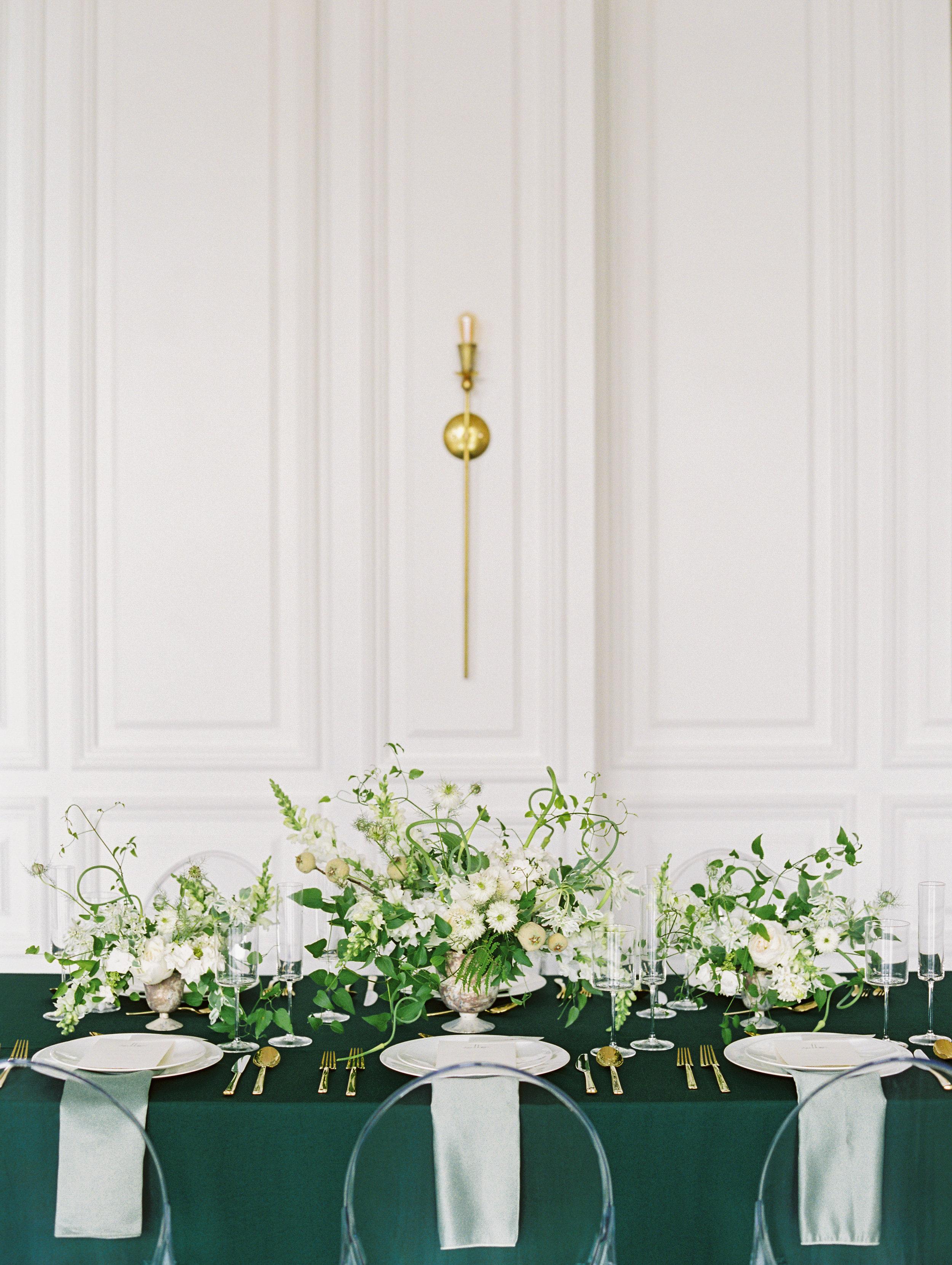 Spring Wedding Inspiration at the Adolphus Hotel