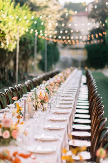 Al Fresco Austin Wedding