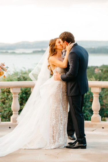 Al Fresco Austin Wedding - Lindsey Brunk