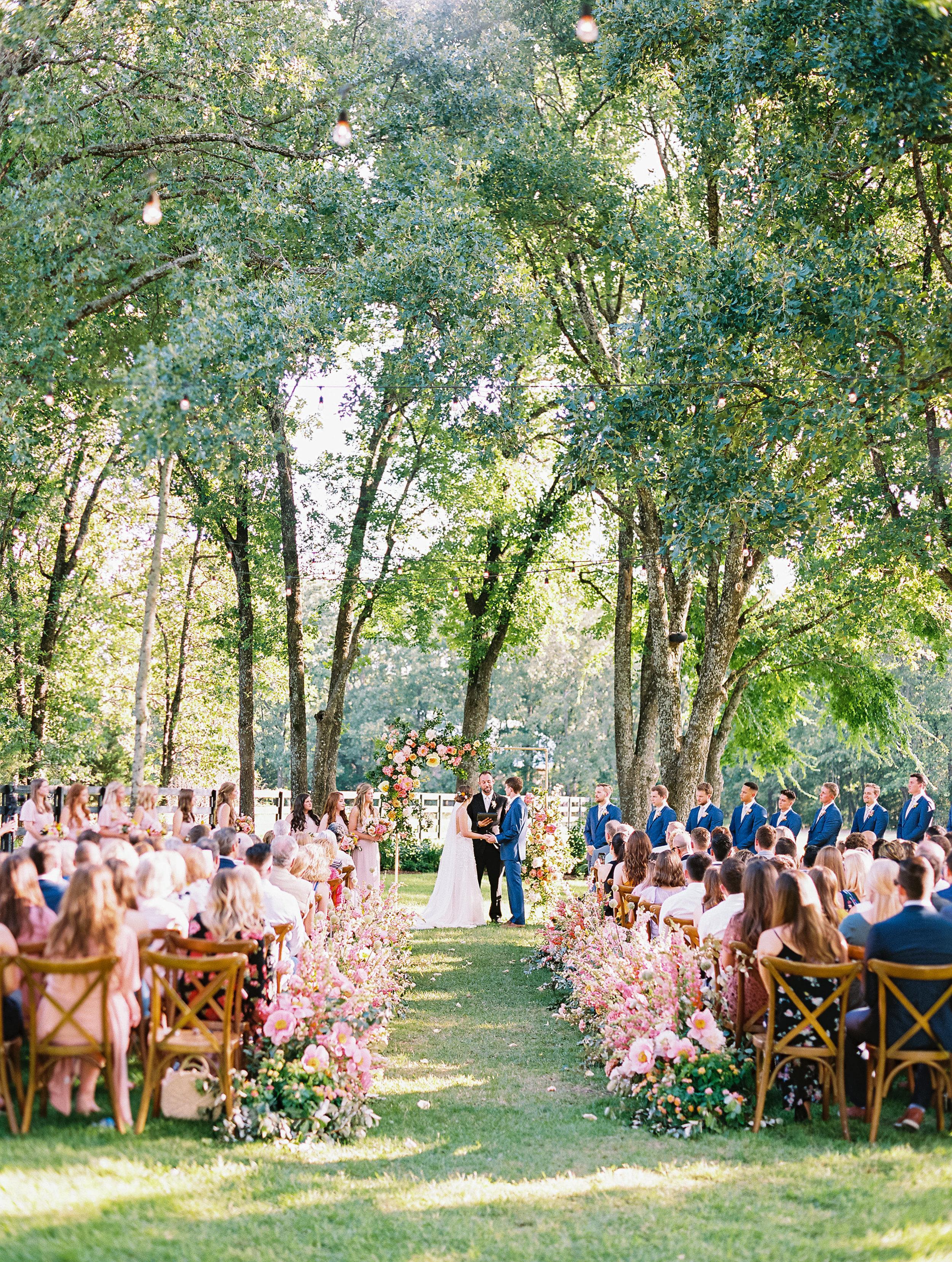 Evie & Joe - Joyful Summer Wedding Full of Color