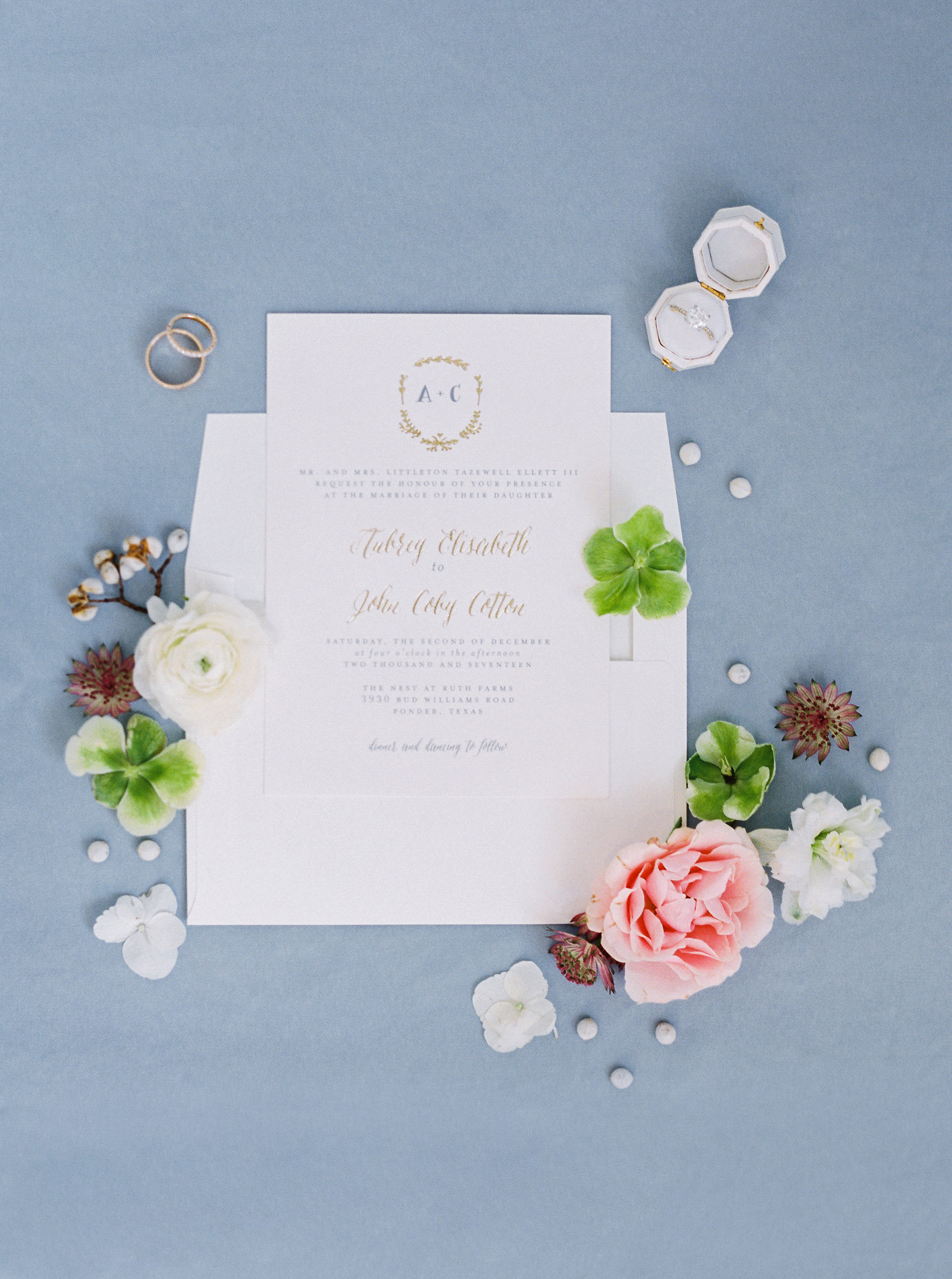 French Country Inspired Wedding - Lindsey Brunk