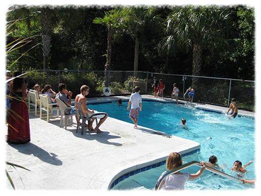 Jordan Glen Swimming Pool