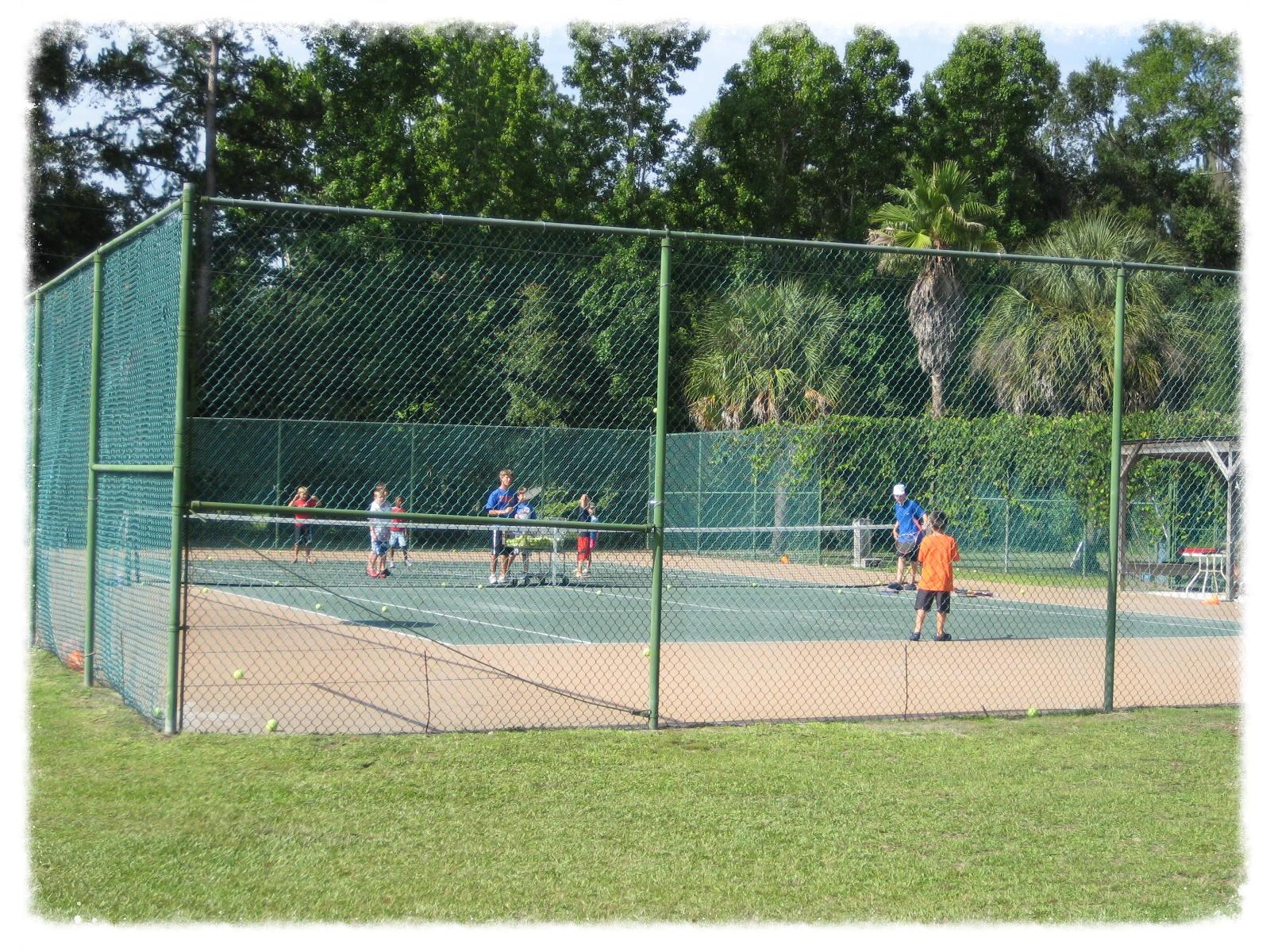 """Jordan Glen's """"Center Court"""""""