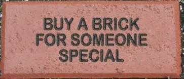 Donate an engraved brick to Jordan Glen to leave your legacy or honor someoone special