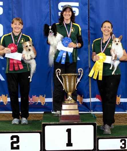 2011 Steeplechase Final
