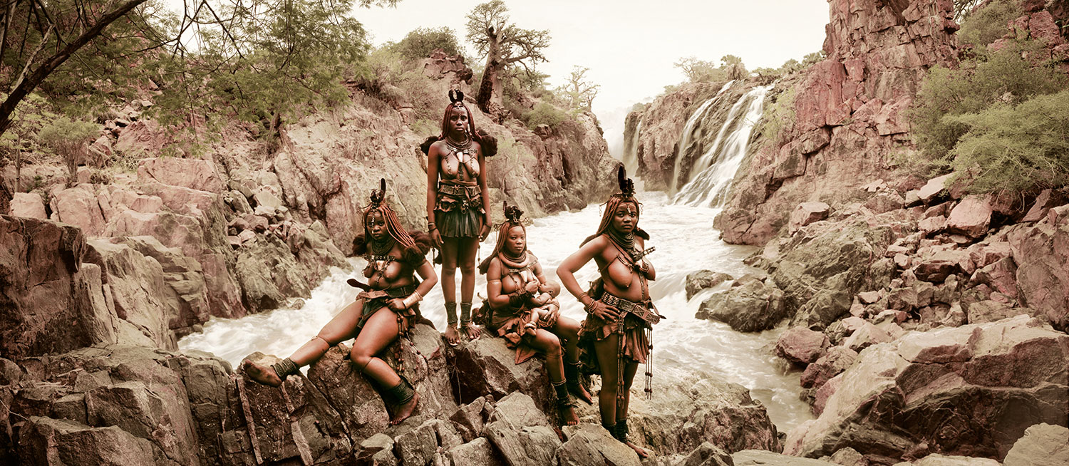 Himba Women - Jimmy Nelson,  Before They Pass Away