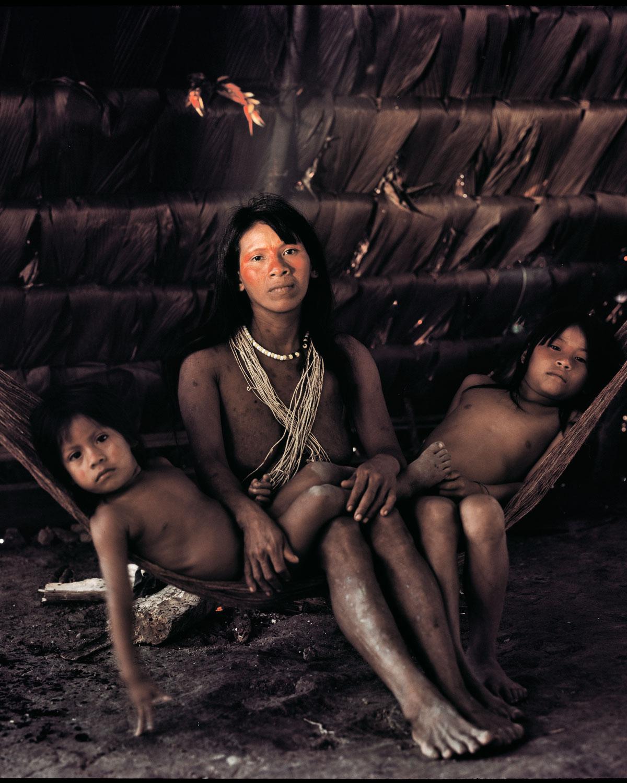 Huaorani - JIMMY NELSON,  BEFORE THEY PASS AWAY