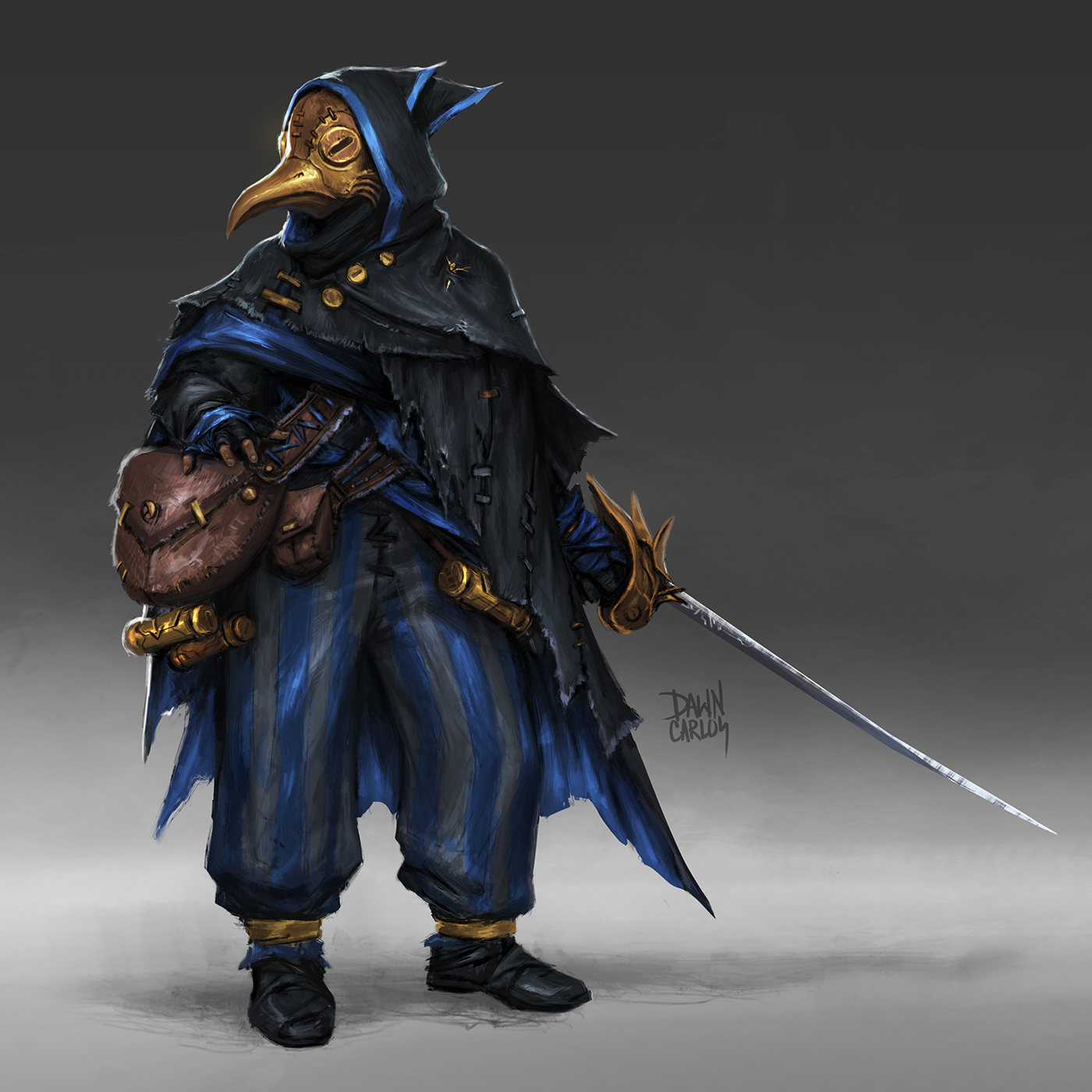 Crow Courier