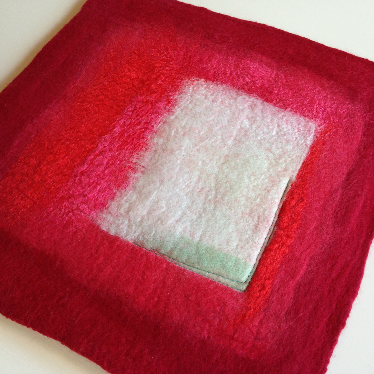 """""""Color Planes: Red, Mint""""  (pic 1 of 2)"""