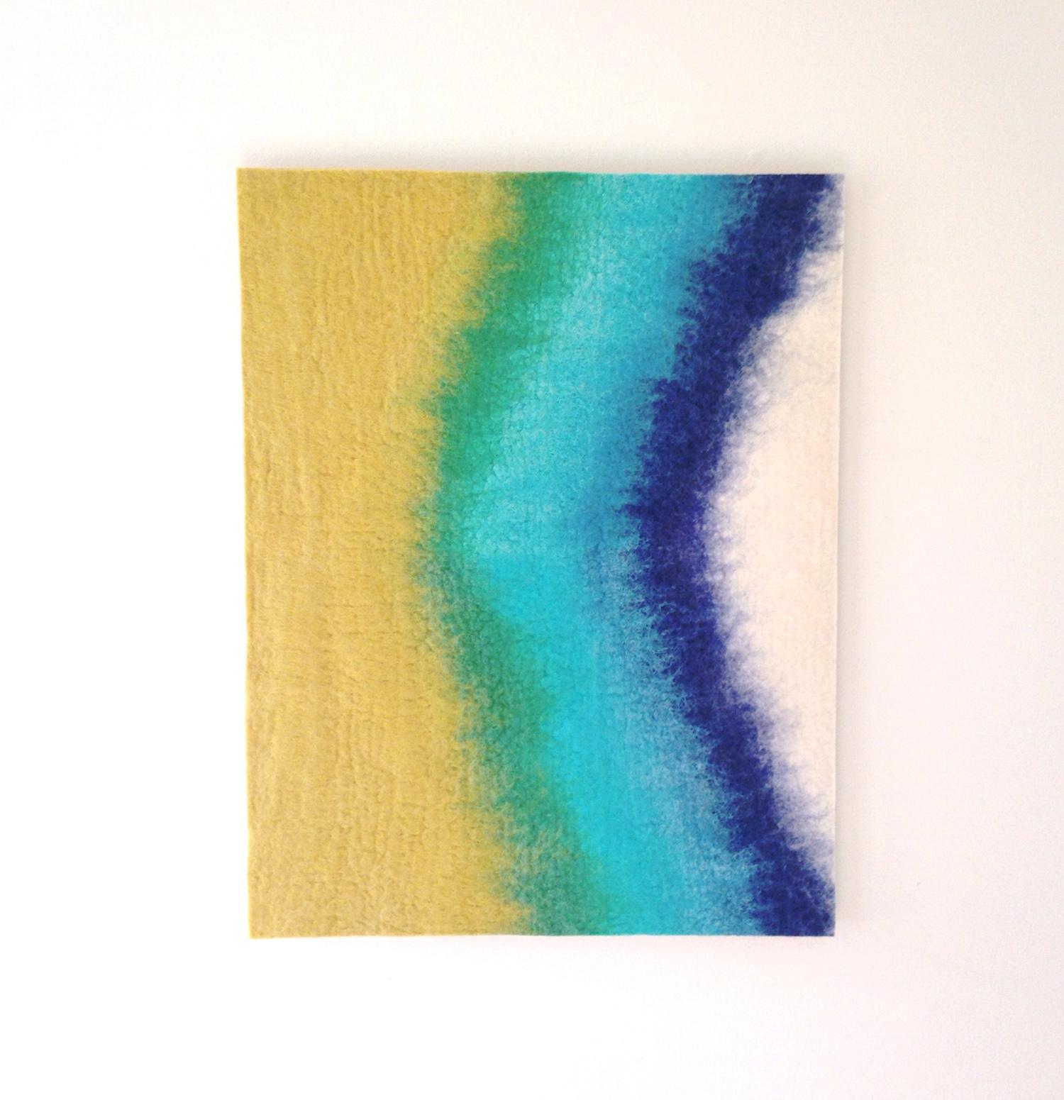 """Color Migration: Chevron"" (pic 1 of 2)"