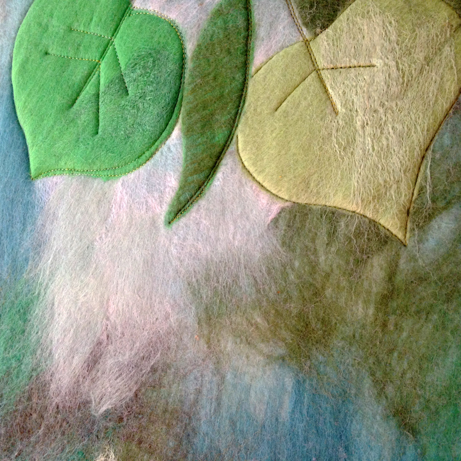 """""""Leaf Abstract"""" (pic 1 of 2)"""