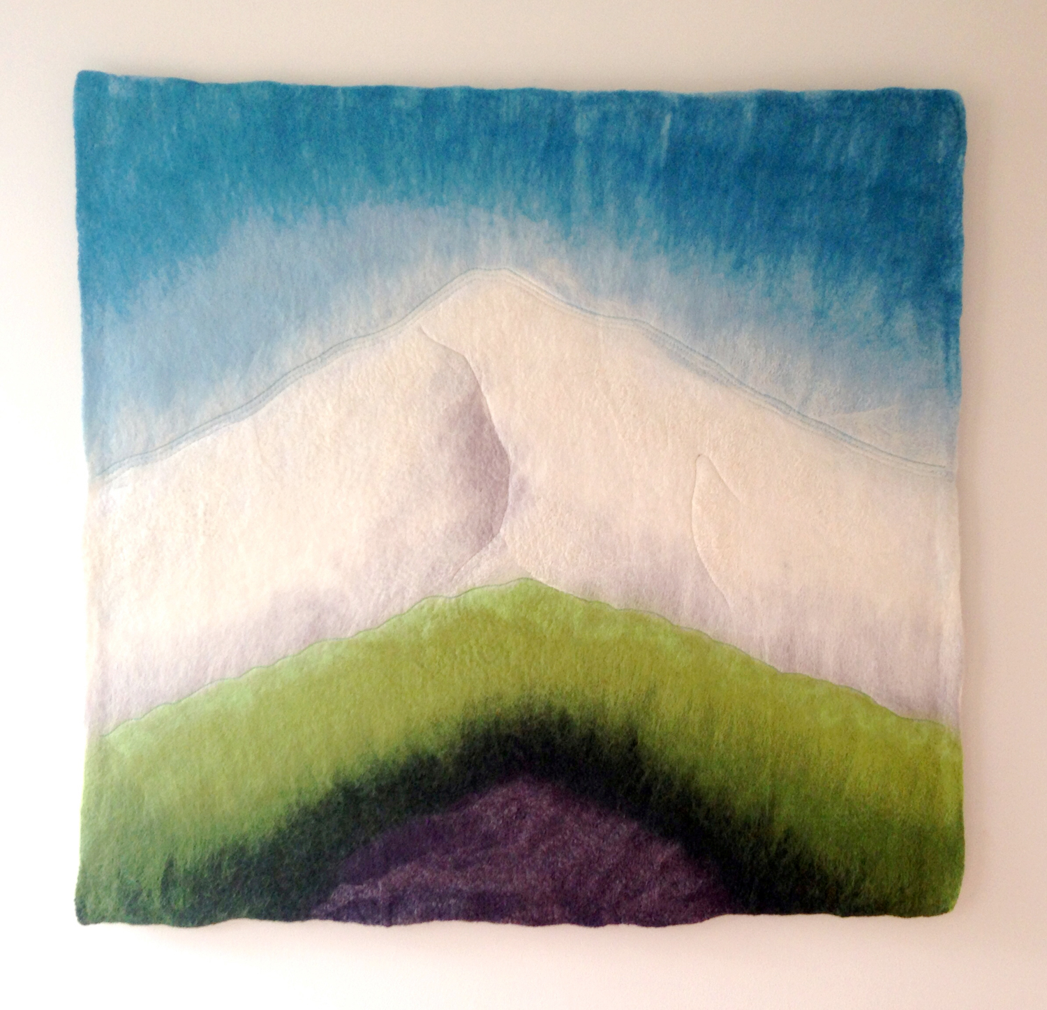 """""""MOUNT HOOD ABSTRACT""""  (pic 1 of 4)"""