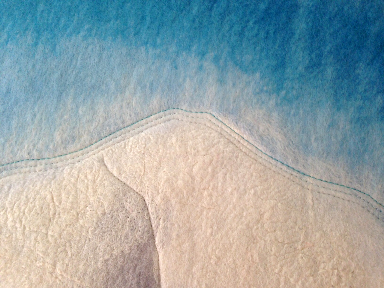 """MOUNT HOOD ABSTRACT""""  (pic 4 of 4)"""
