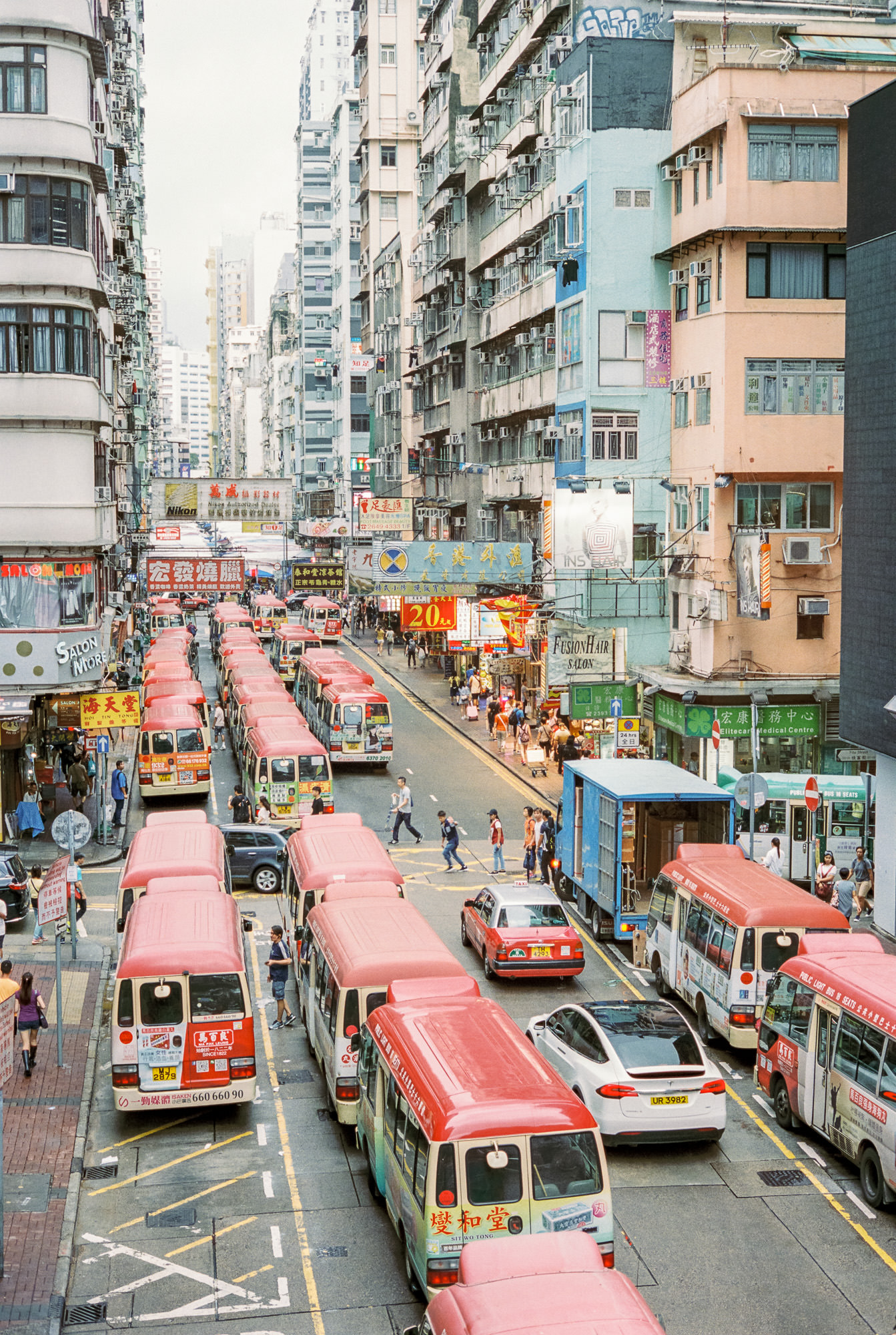My longest trip yet      Hong Kong — Dan Freeman Photography