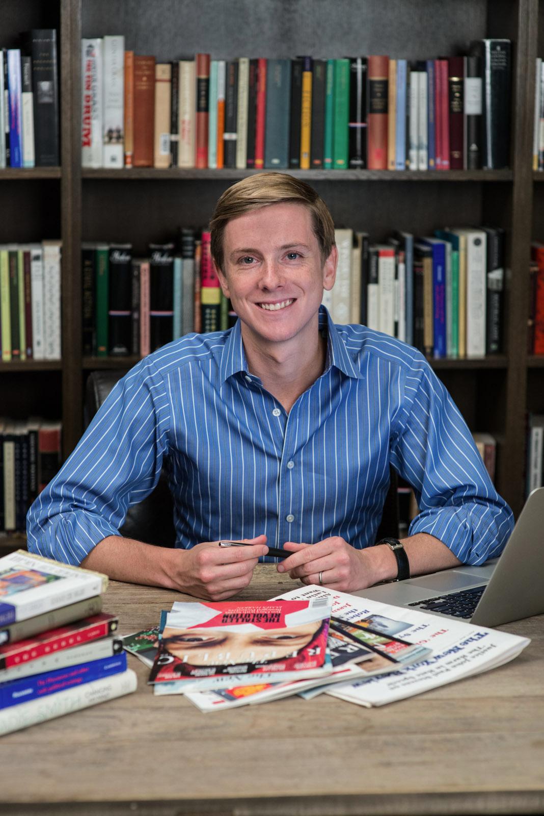 Chris Hughes, co-founder of Facebook