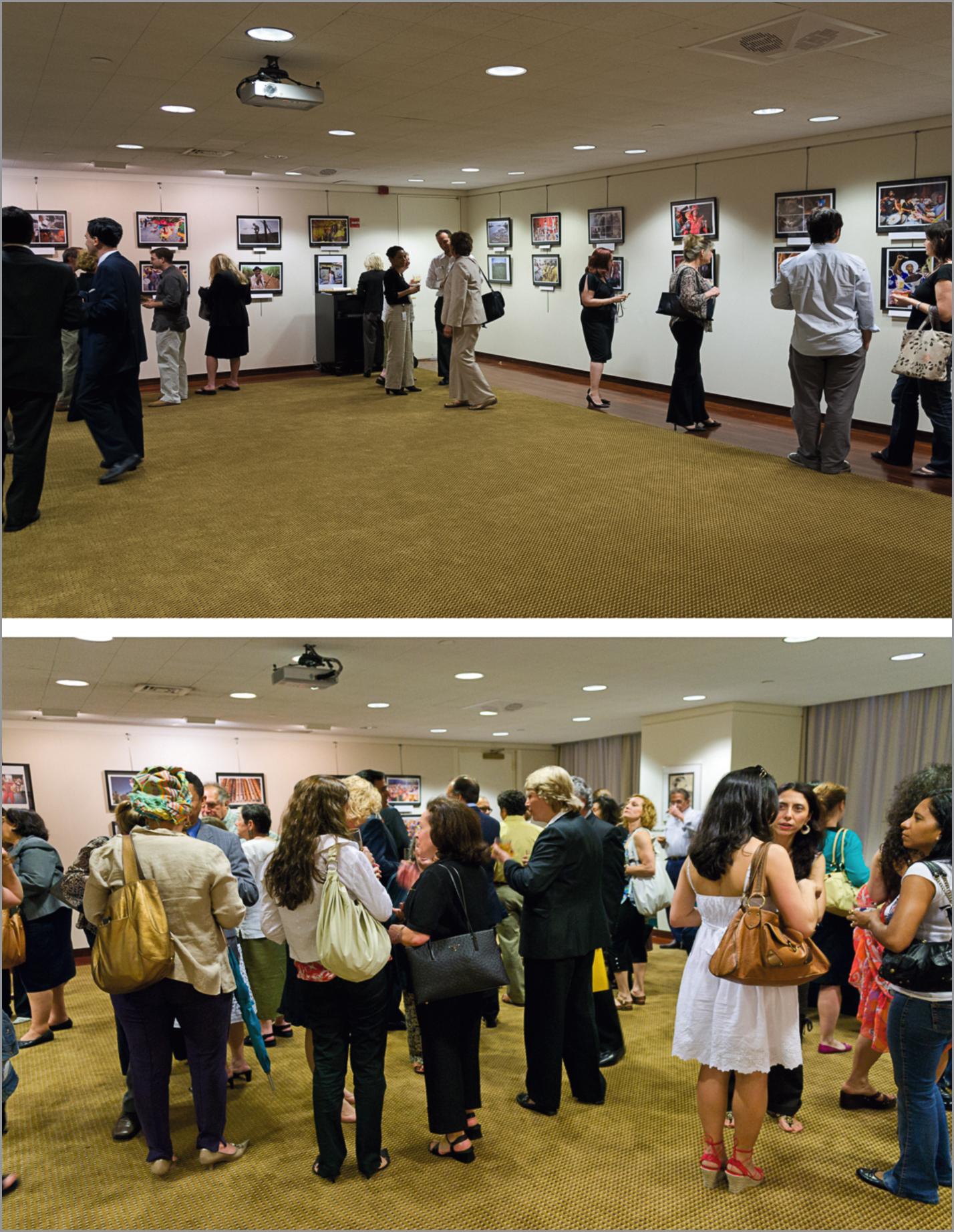 """ Images of Pernambuco, "" Brazilian Consulate, New York, NY, 2007"