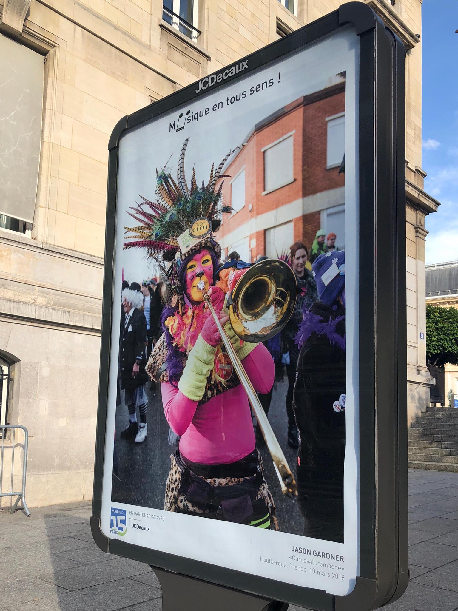 """Carnaval Trombone,"" Houtkerque, France,10 March 2018"