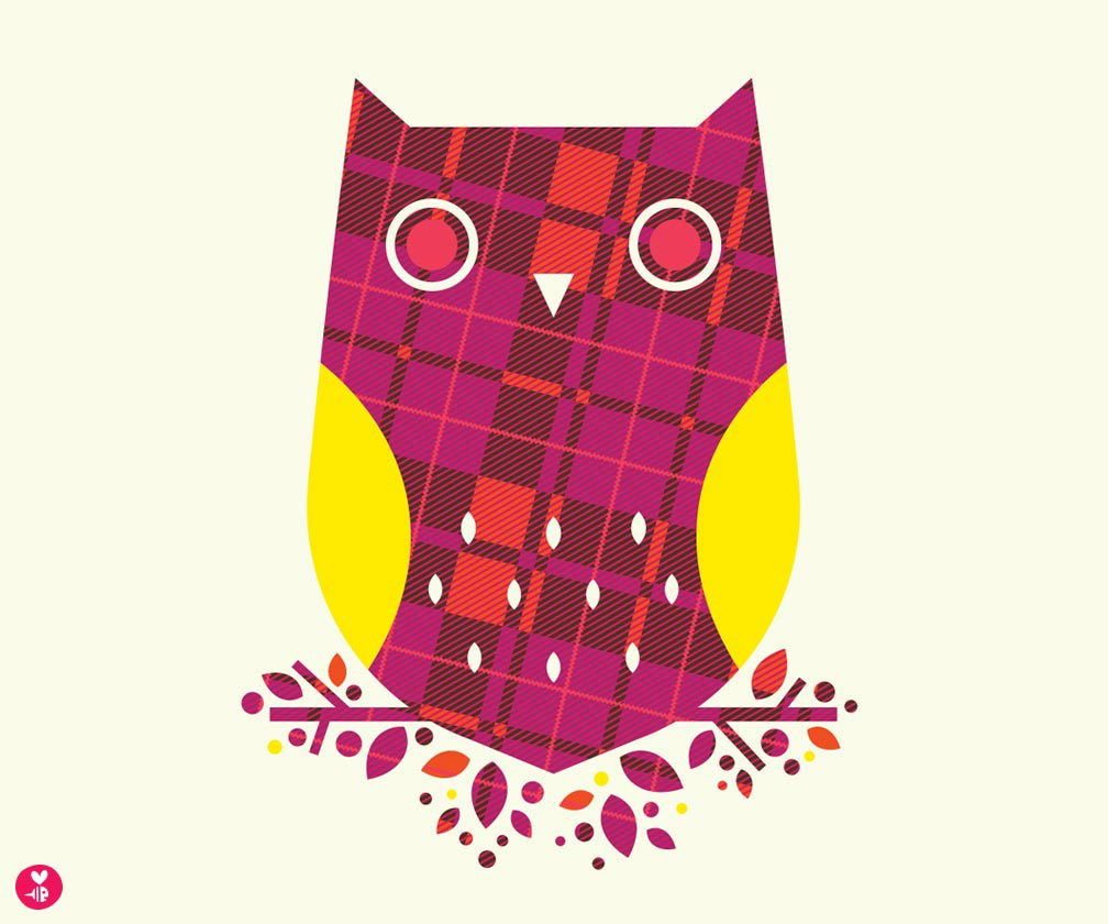 burberry owl