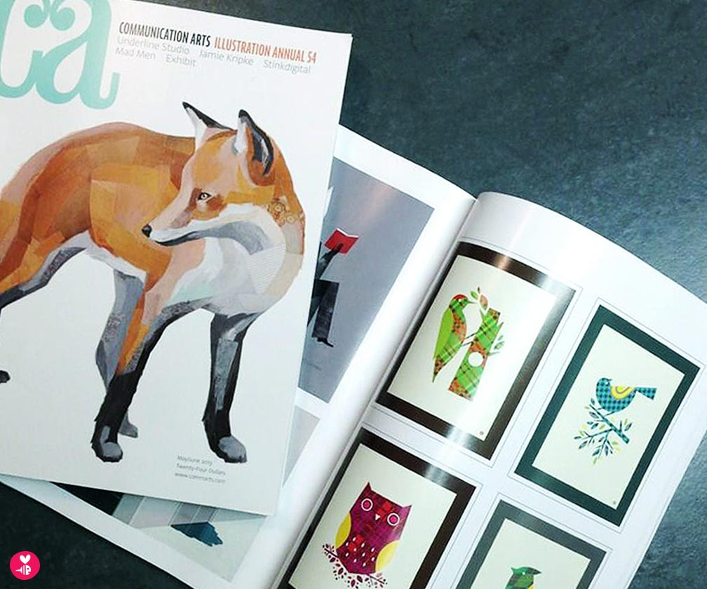 The 54th Communication Arts Illustration Annual