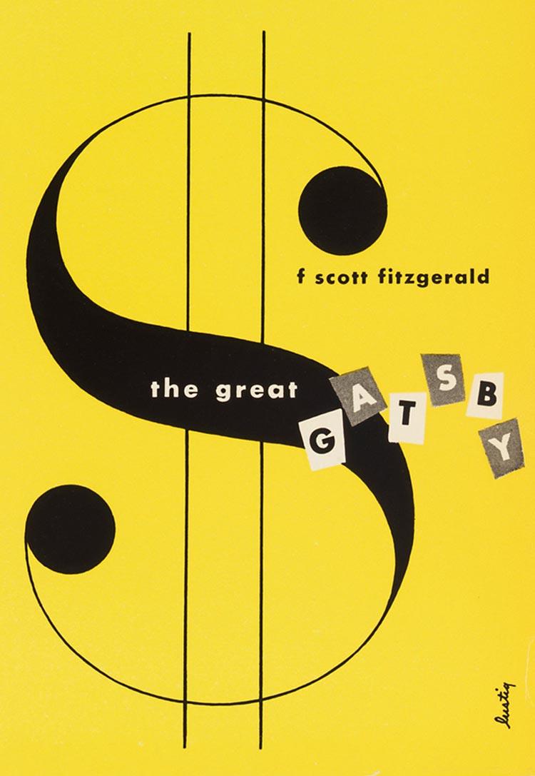 The Great Gatsby , F. Scott Fitzgerald, 1945
