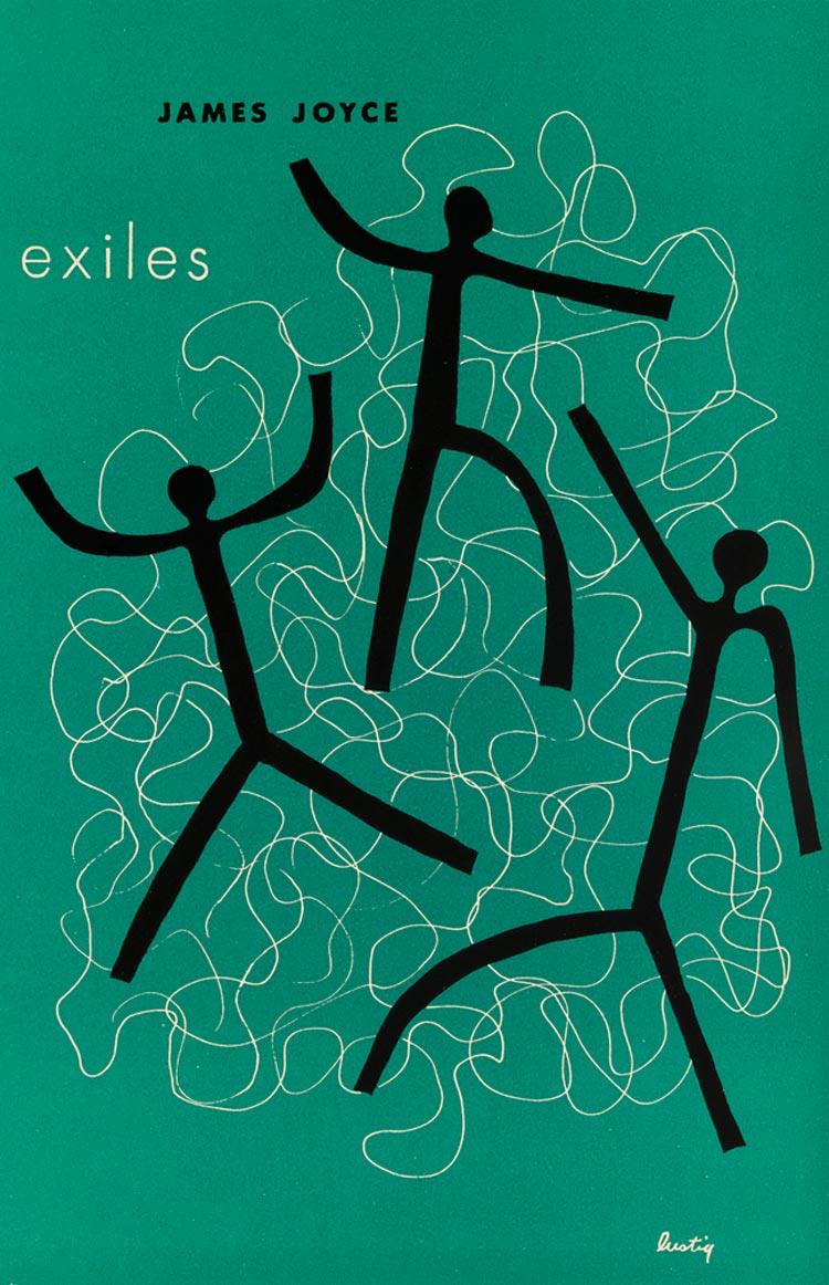 Exiles , James Joyce, 1946