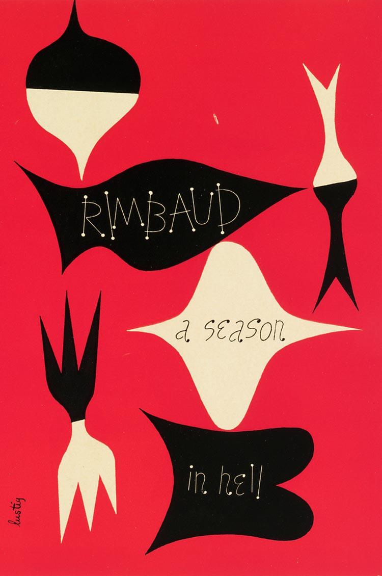 A Season in Hell , Arthur Rimbaud, 1945