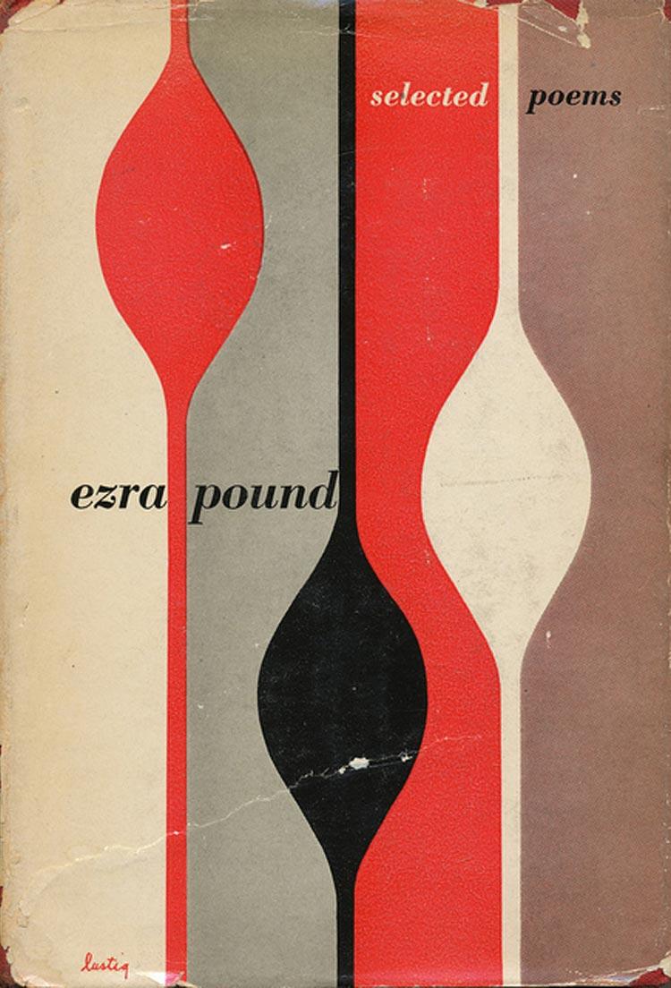 Selected Poems , Ezra Pound, 1949