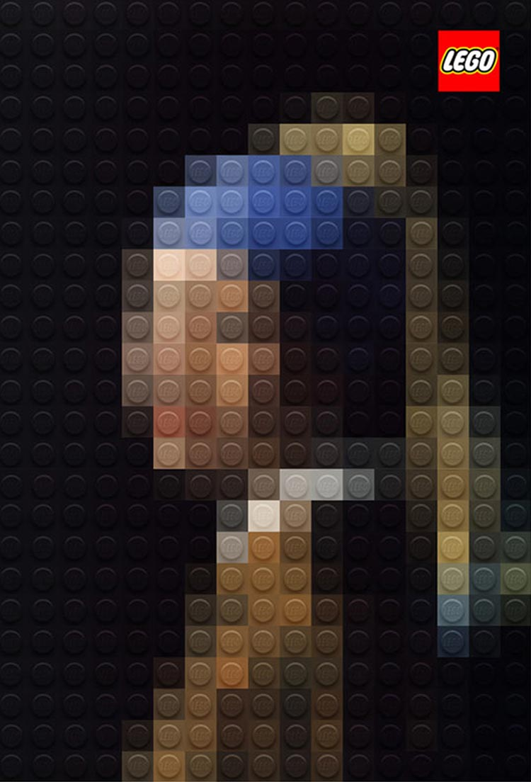 Vermeer's  The Girl with a Pearl Earring