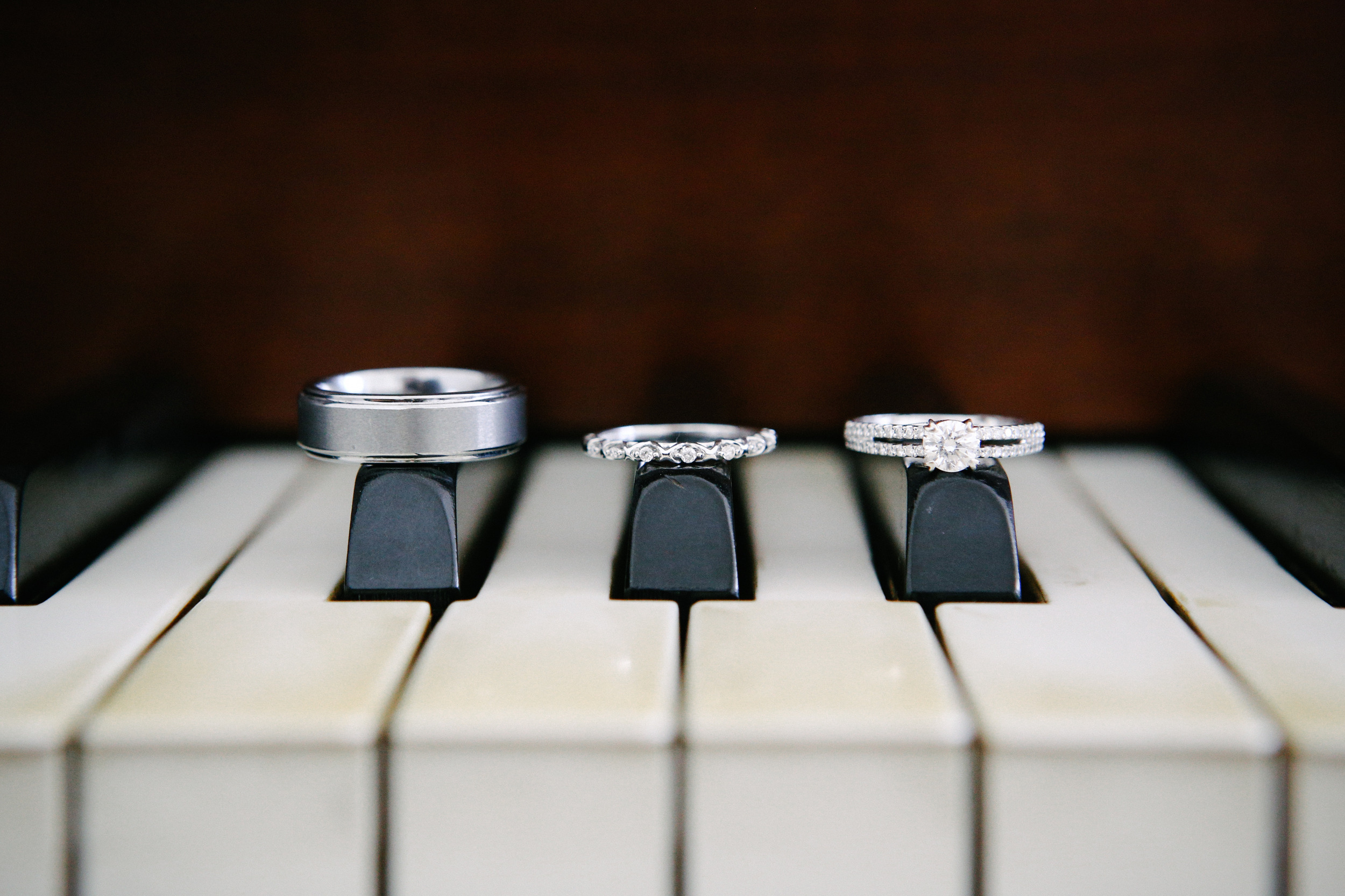 Two ring shots in a row? Crazy, I know! But, they are both favorites!