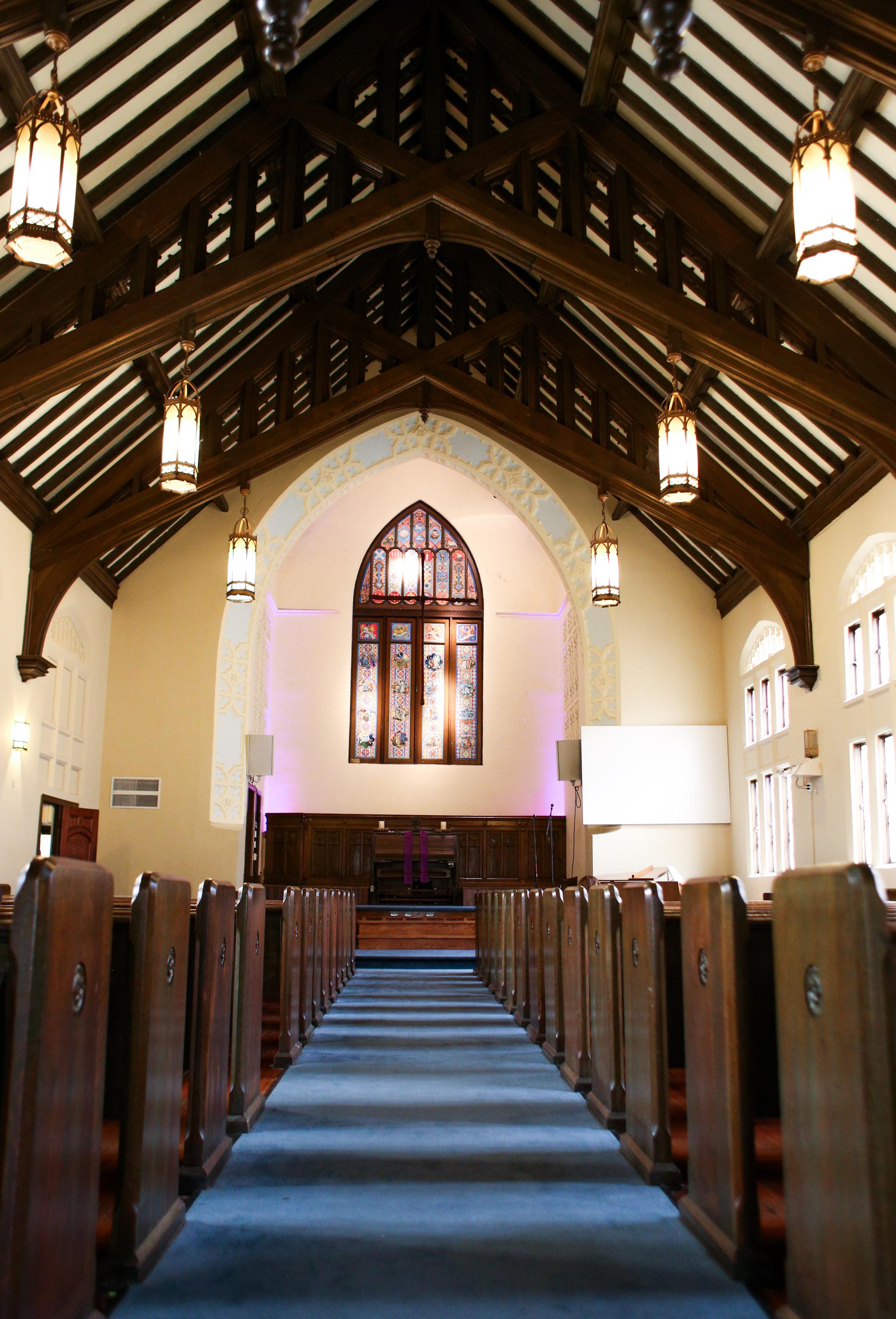 Beautiful sanctuary.