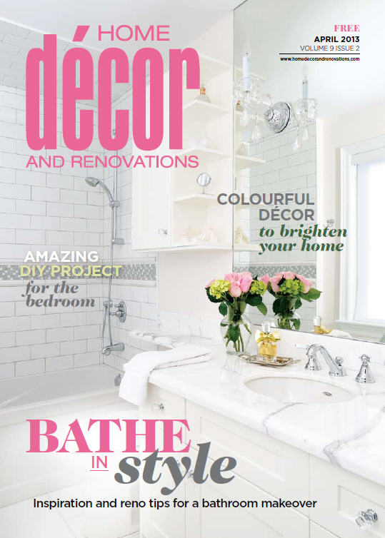 Copy of Home Decor and Reno April 2013