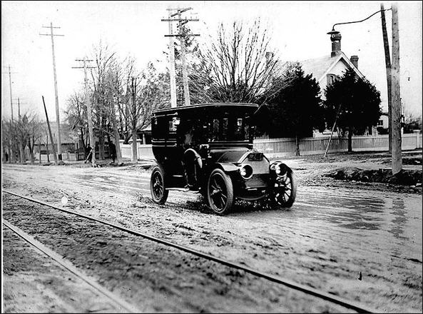yonge and eglinton 1912