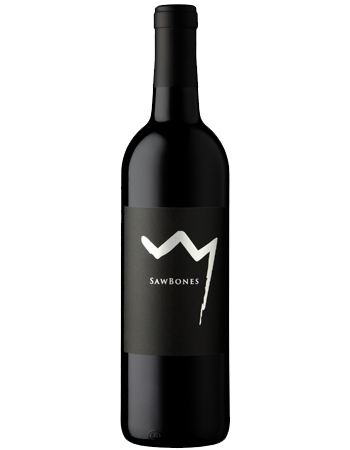 """2016 SawBones  56% Estate Cabernet Sauvignon 