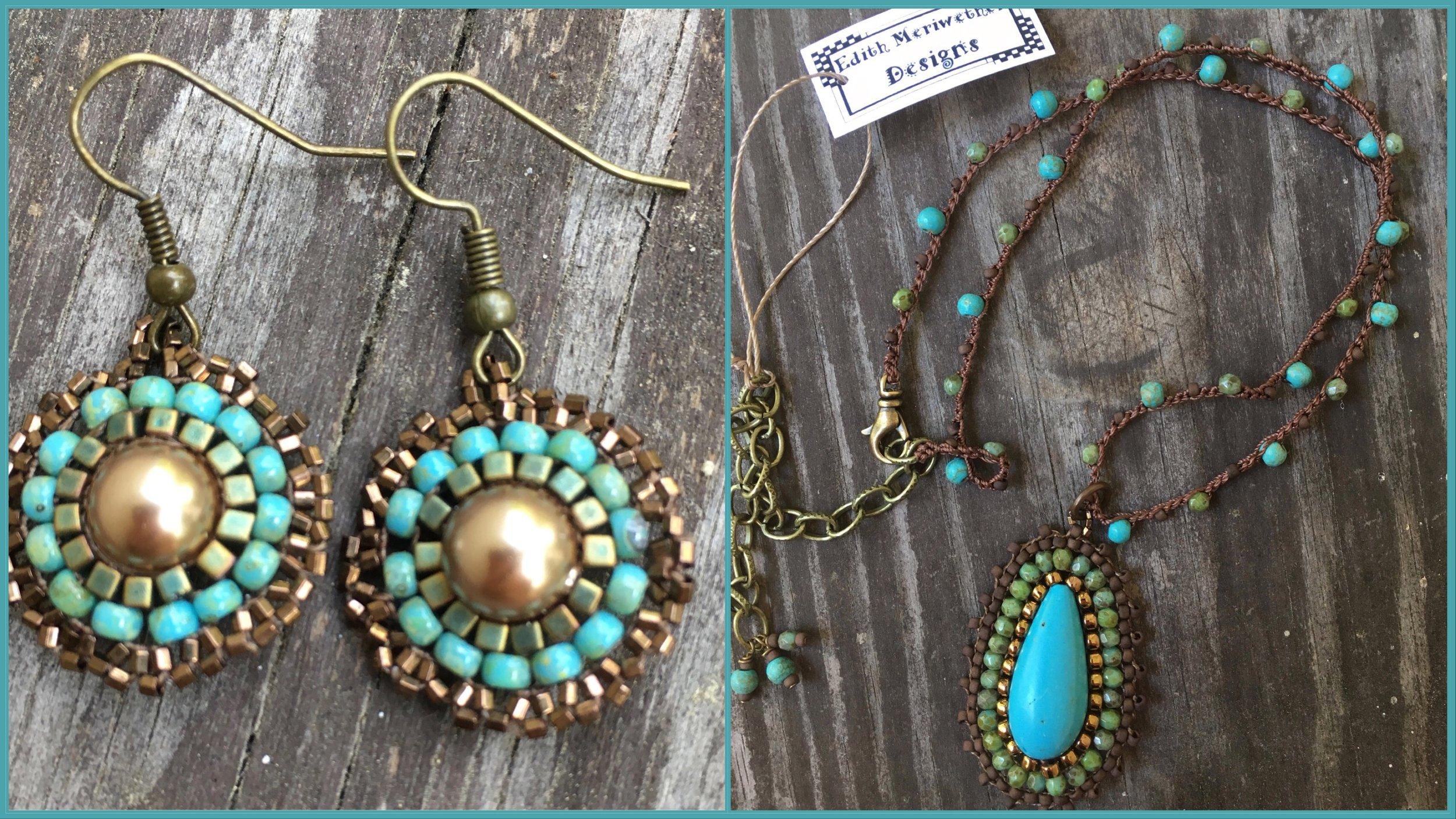 Handmade Jewelry by Edie Ashman