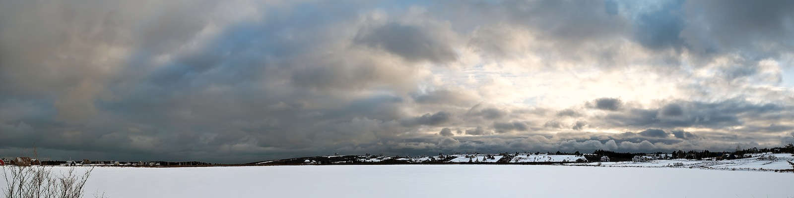 Kingsburg Snow