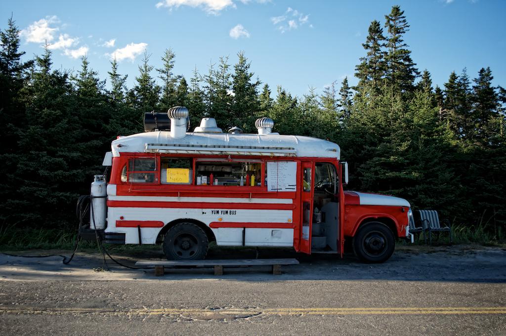 Yum Yum Bus