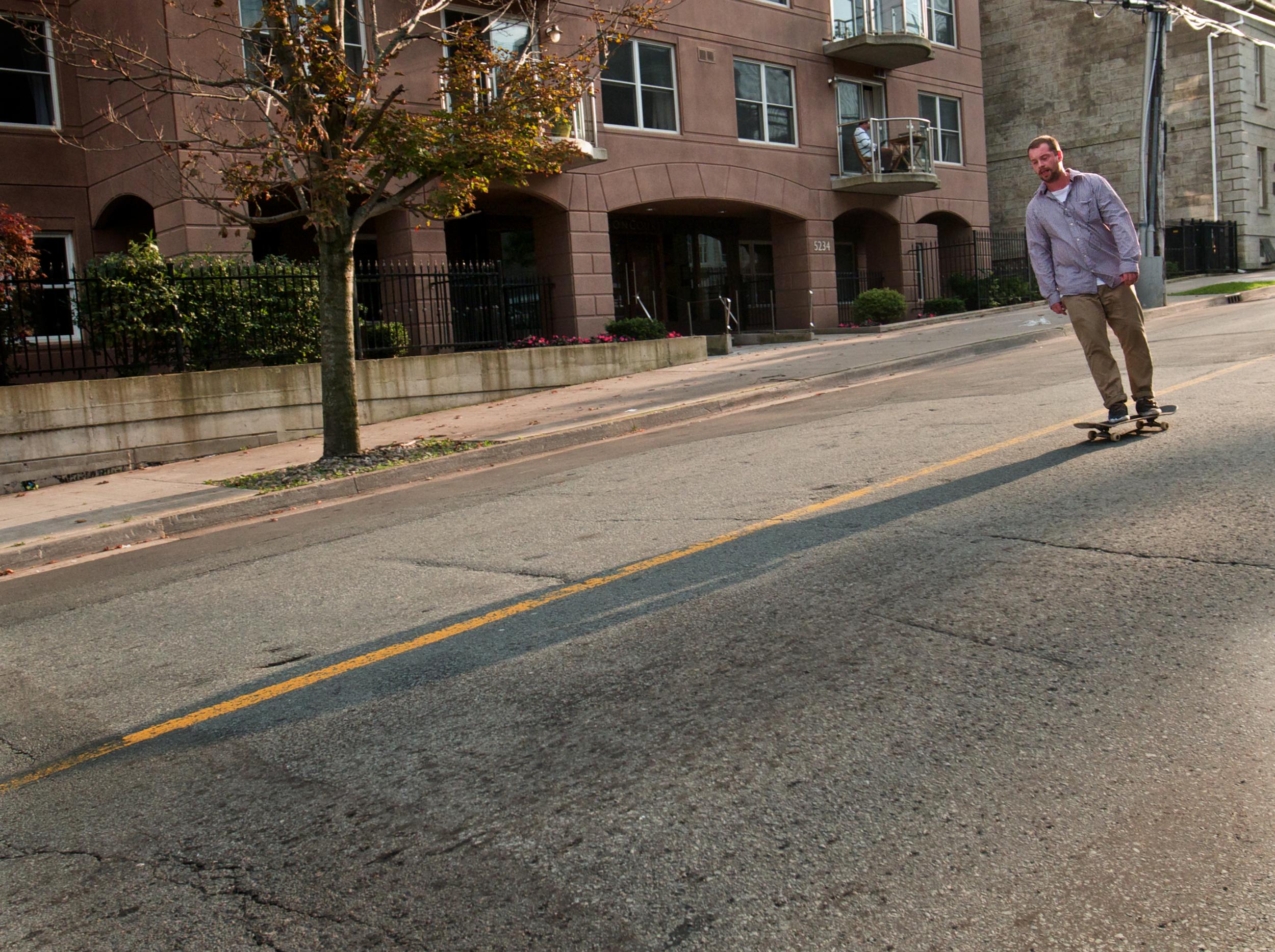 Morris Skater