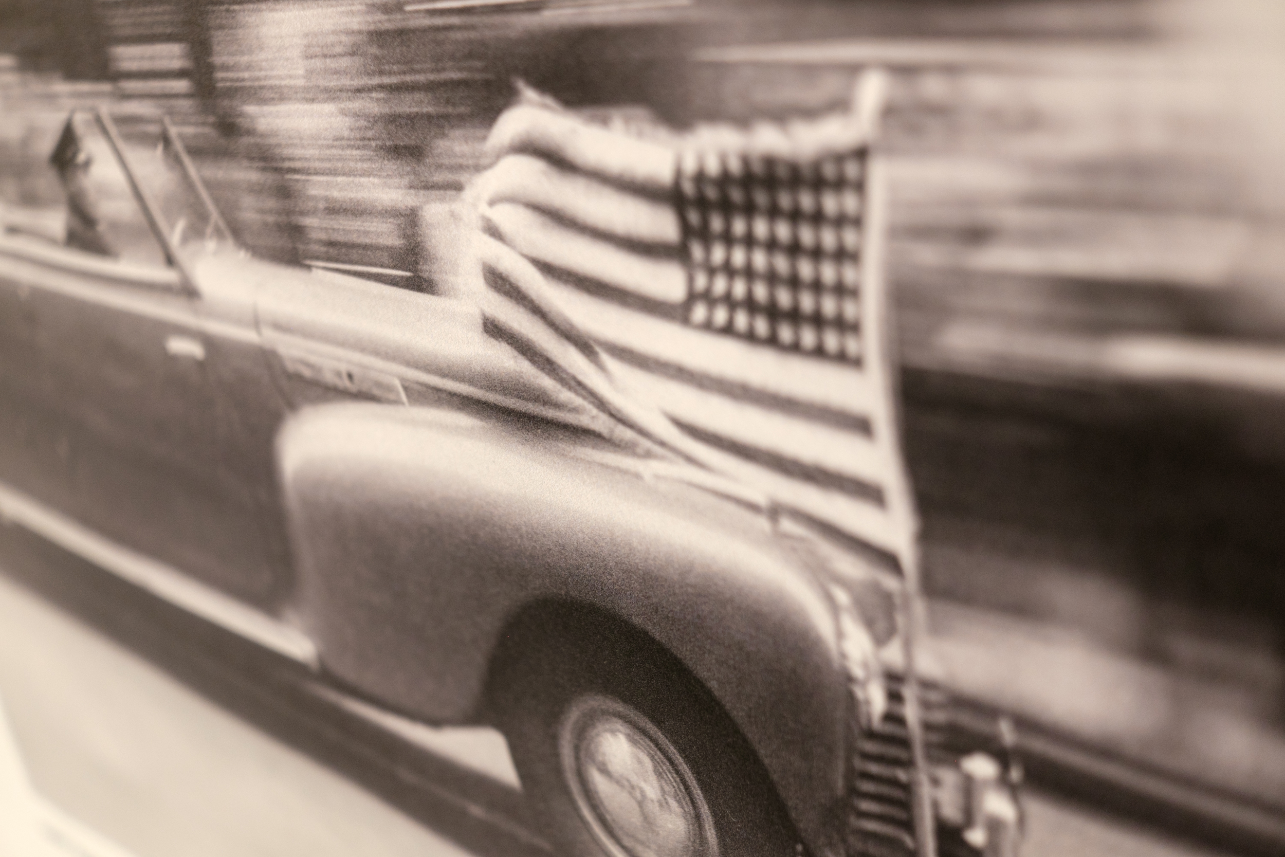 Harry Truman, Park Avenue, NYC, 1948