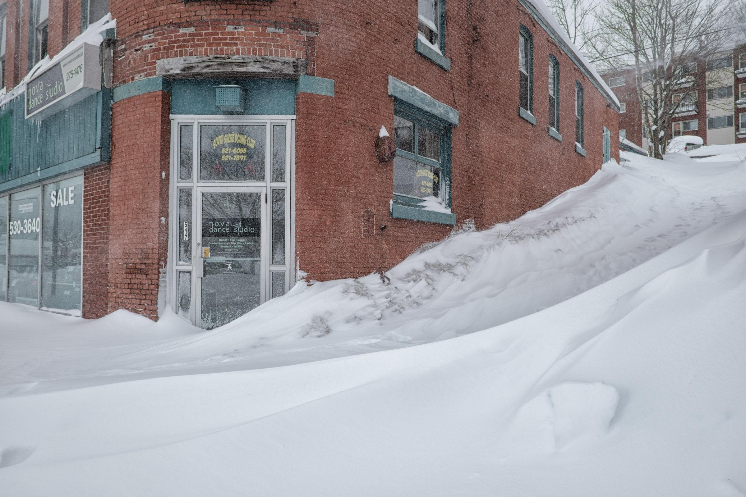 Bridgewater Snow